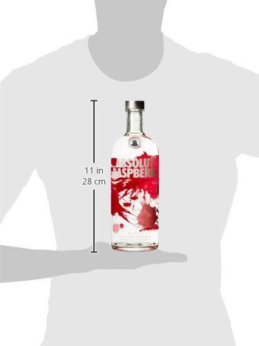 Absolut-Raspberri–Absolut-Vodka-mit-Himbeer-Aroma–Schwedischer-Klassiker-ideal-fr-Cocktails-und-Longdrinks–1-x-1-L