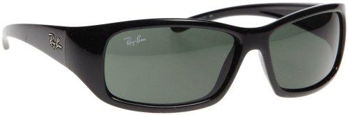 Ray-Ban Junior Sonnenbrille RJ 9046S 100/71 Schwarz