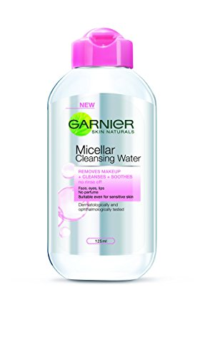 Garnier Skin Naturals Micellar Cleansing Water, 125ml
