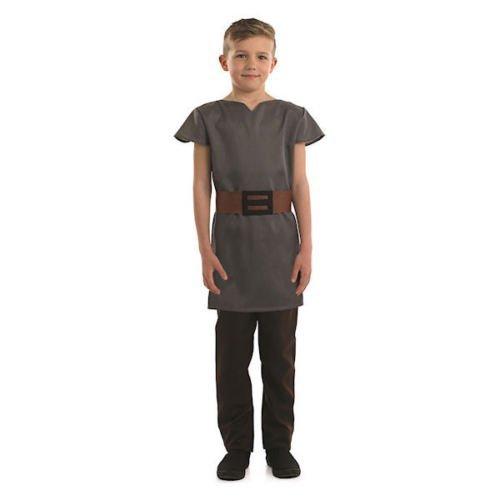 Kinder Sächsisch Junge Historisch Schule Kostüm Größe XL Age 10-12 jahre