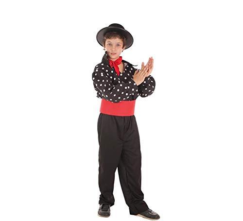 LLOPIS - Disfraz Infantil Gitano t-5