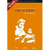 Die 39 Stufen - The 39 Steps