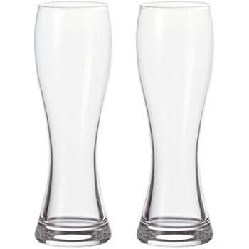 Leonardo 061331 Set de 2 Verres à Bière de Froment Maxima