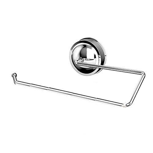 LiTingDz Leistungsstarke Saugnapf Handtuchhalter Badezimmer Küche Handtuchhalter Bad Edelstahl Handtuchhalter