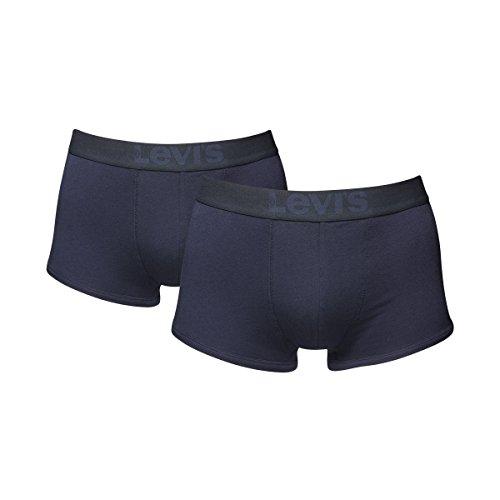 6 er Pack Levis Trunk Boxer Boxershorts Men Pant Underwear 824 - mid denim