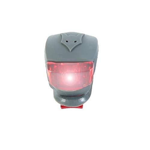 Fuxtec Bollerwagen Kinderwagen Buggy Rücklicht LED-Licht rot - blinkend oder dauerhaft Leuchtend, auch passend für Kinderwagen, Buggy etc -