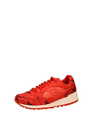 Saucony Shadow 5000 Baskets Basses Homme Rouge