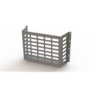 Steel WALL MOUNTED BASKET - Document Holder. For Van Racking - Workshop - Garage. Designed and Made in UK by Autorack