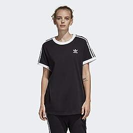 adidas 3 Stripes, Maglietta Donna