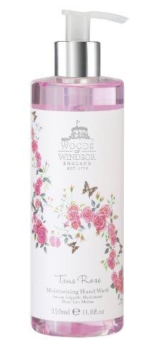 Woods of Windsor True Rose Moisturising Hand Wash 350ML, 1er Pack (1X 350ML)