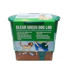 PET-763086 Armitage Clean Green Dog Loo