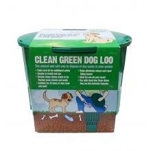 PET-763086 Armitage Clean Green Dog Loo