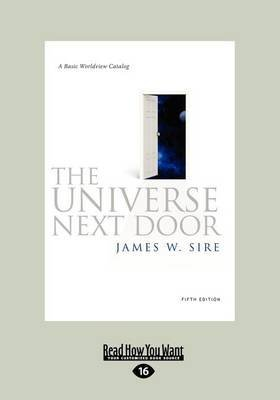 [(The Universe Next Door (1 Volume Set))] [By (author) James W. Sire] published on (January, 2011)