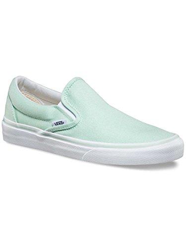 Vans Damen Ua Classic Slip-On Sneakers bay/true white