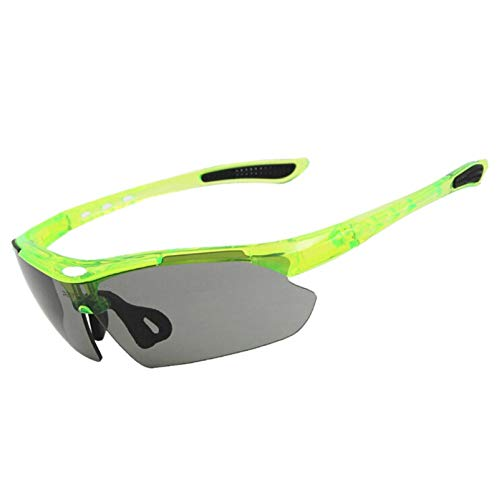 Gnzoe PC Outdoor Schutz Brille Winddicht Radsportbrille Motorradbrillen Sonnenbrille Fahrradbrille...