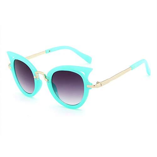 Kjwsbb Sonnenbrille Kinder Fahsion Baby Sonnenbrille Jungen Mädchen Outdoor Schutzbrille Nette Kinderschutzbrillen Uv400