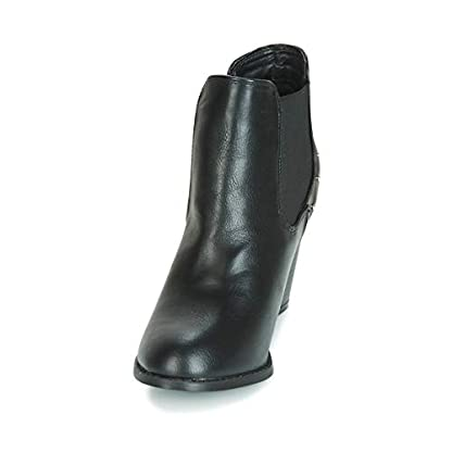 moony mood JURDEAN Ankle Boots/Boots Women Black Ankle Boots 3
