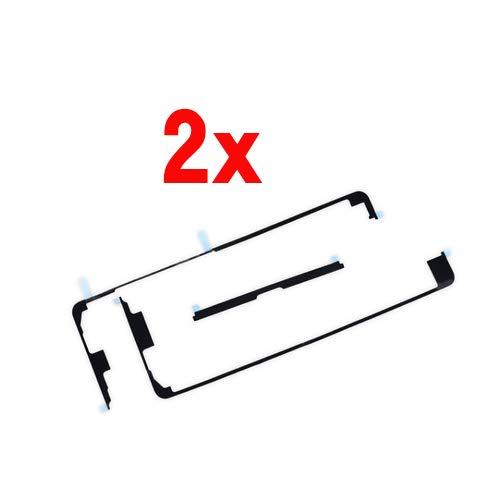 LeHang 2X Touchscreen Digitizer und LCD-Klebestreifen Kompatibel mit iPad Air (1. Generation) A1474 A1475 und iPad 5 A1822 A1823 (Ipad Air 2-lcd-digitizer)