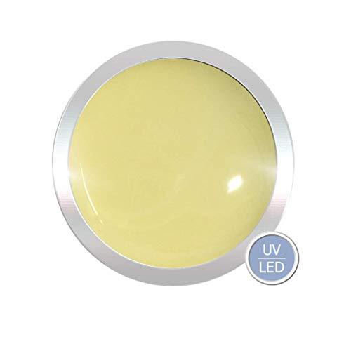 Farbgel für Gelnägel 5ml | UV LED Nagelgel Farbe: Summer Sun/Gelb | Gel mit hoher Deckkraft | Nageldesign wie im Nagelstudio
