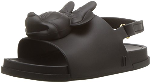 Melissa Mini Disney Beach Slide Black - 5M