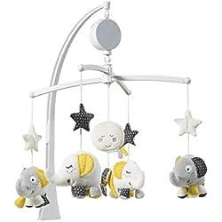 SAUTHON BABY DECO - Mobile bébé musical babyfan
