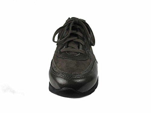 Semler N8125-920-030, Scarpe stringate donna Grau