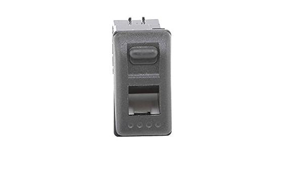 Hella 6eh 007 832 751 Schalter Kippbetätigung Ausstattungsvar I 0 Anschlussanzahl 8 Mit Komfortfunktion Sicherheitsschalter Auto