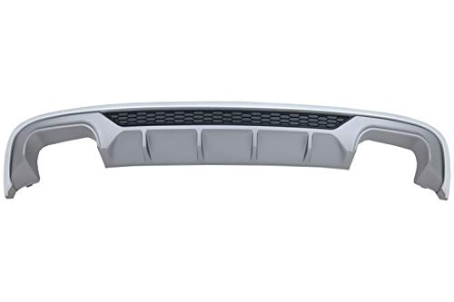 KITT RDAUA38VFHN - Mantovana diffusore per paraurti posteriore Hatchback Sportback 16-19