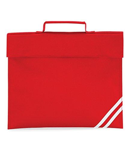 Quadra Classic Book Tasche Rot