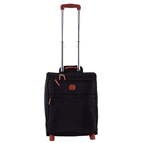 Bric'S Laptop-Trolley schwarz schwarz / braun taglia unica (Koffer Suiter)