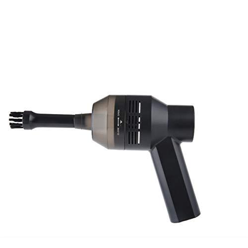 Klicop USB-Staubsauger-Staub-Kollektor-LED-Licht für PC-Laptop-Tastatur Leicht zu reinigen