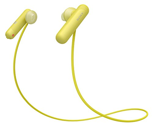 Foto Sony WI-SP500 Cuffia In-Ear Sportiva Wireless, Bluetooth, NFC, Resistente...