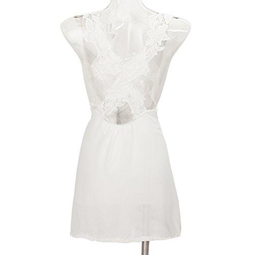 Eleery - Robe - Tunique - Femme Blanc