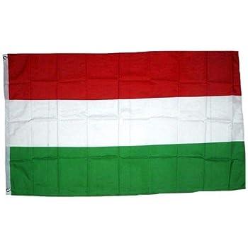Fahne Ungarn Wappen Hissflagge 90 x 150 cm Flagge