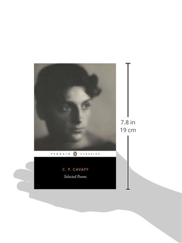 The Selected Poems of Cavafy (Penguin Modern Classics Poetry)