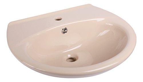 AquaSu 56122 8, beige, 55 cm-Waschtisch