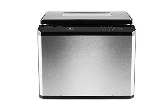 CASO SV900 Sous Vide Garer, perfektes Vakuum garen im Wasserbad für bis zu 5 Portionen, Niedertemperaturgarer 30°C bis 90°C in 0,1°C-Schritten - 3