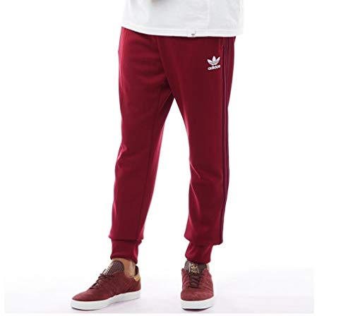 adidas Originals Track Pant Mens Superstar SST Tracksuit Bottoms Trefoil Slim Fit Pant New BQ7784 ... (X-Small) (Track Mens Pants)