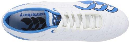 Canterburry Phoenix Club, Chaussures de rugby mixte adulte Blanc (2 Blanc/Ciel)