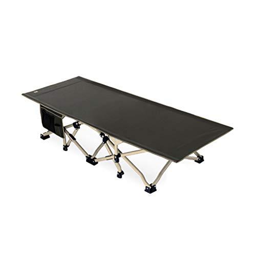 YXQ-0809 Klappbett Einzelbett Büro Nickerchen Bett Mittagspause Erwachsene Einfach Portable...