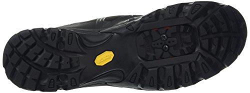 Shimano adultes Chaussures VTT SPD SH MT 54 44 Noir - Noir/Gris