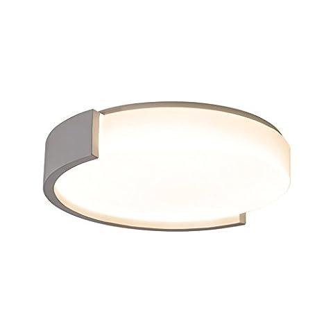 XPY&DGX--Deckenleuchten,Die LED-Leuchten Schlafzimmer, Wohnzimmer mit einfachen und modernen Haushalt Charakter Dining Nordic kreatives Studium Lampen 52 cm