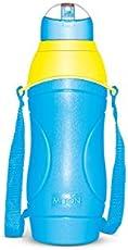 Milton Kool Riona 600 Water Bottle with Straw, 565ml (Blue)