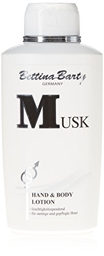 316 Bettina Barty Musk Body Lotion 500 ml