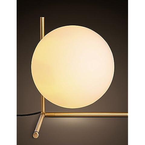 Nene  Lámparas de mesa protección ocular/moderno/tradicional/clásico contemporáneo / Novedad , White Metal-220-240v festival don