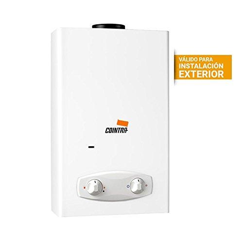 Cointra Optima COB-10x Gasdurchlauferhitzer für den Außenbereich, Propan, 18 KW