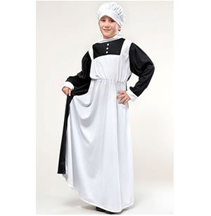 Florence Nightingale 146cm costume Kids Fancy (Kostüm Fancy Nightingale Florence Dress)