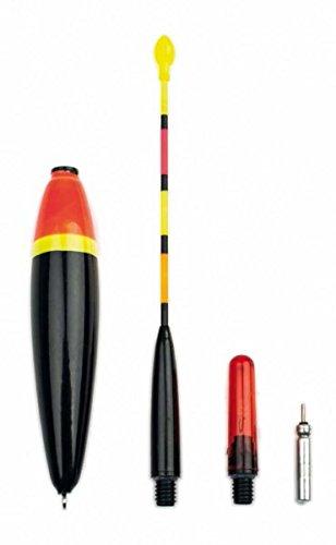 Leucht-Posenset / Elektropose (inkl. Batterie & Wechselleuchtantenne), Tragkraft:6.0g