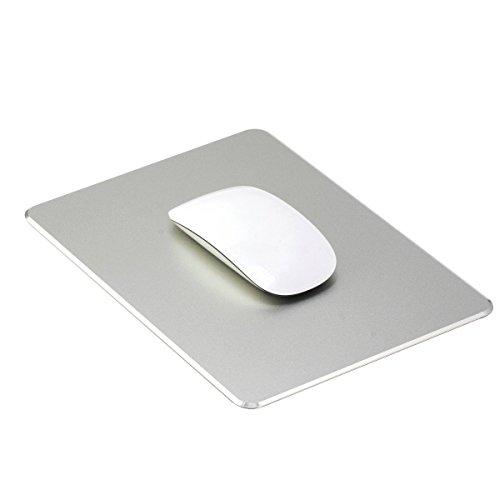 Alfombrilla Aluminio Fino de Ratón, HOTSO Grande