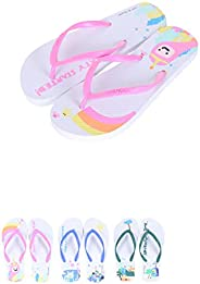 Miniso Adventure Time- Women's Soft Flip Flops S 35/36 Random delivery of items mixed colors or mixed patt